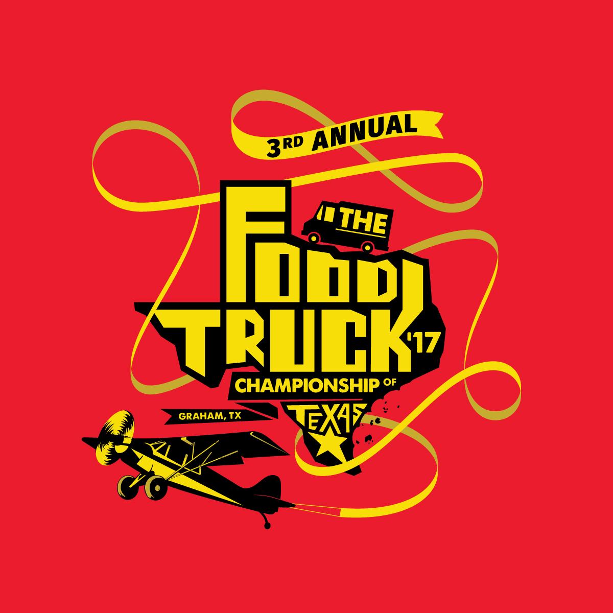 Food Truck Championship of Texas shirt