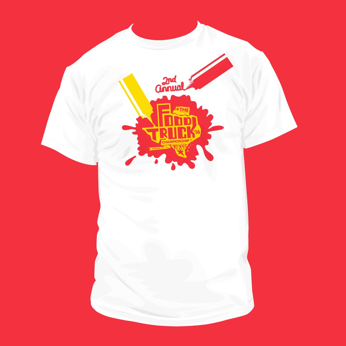 Food Truck shirt