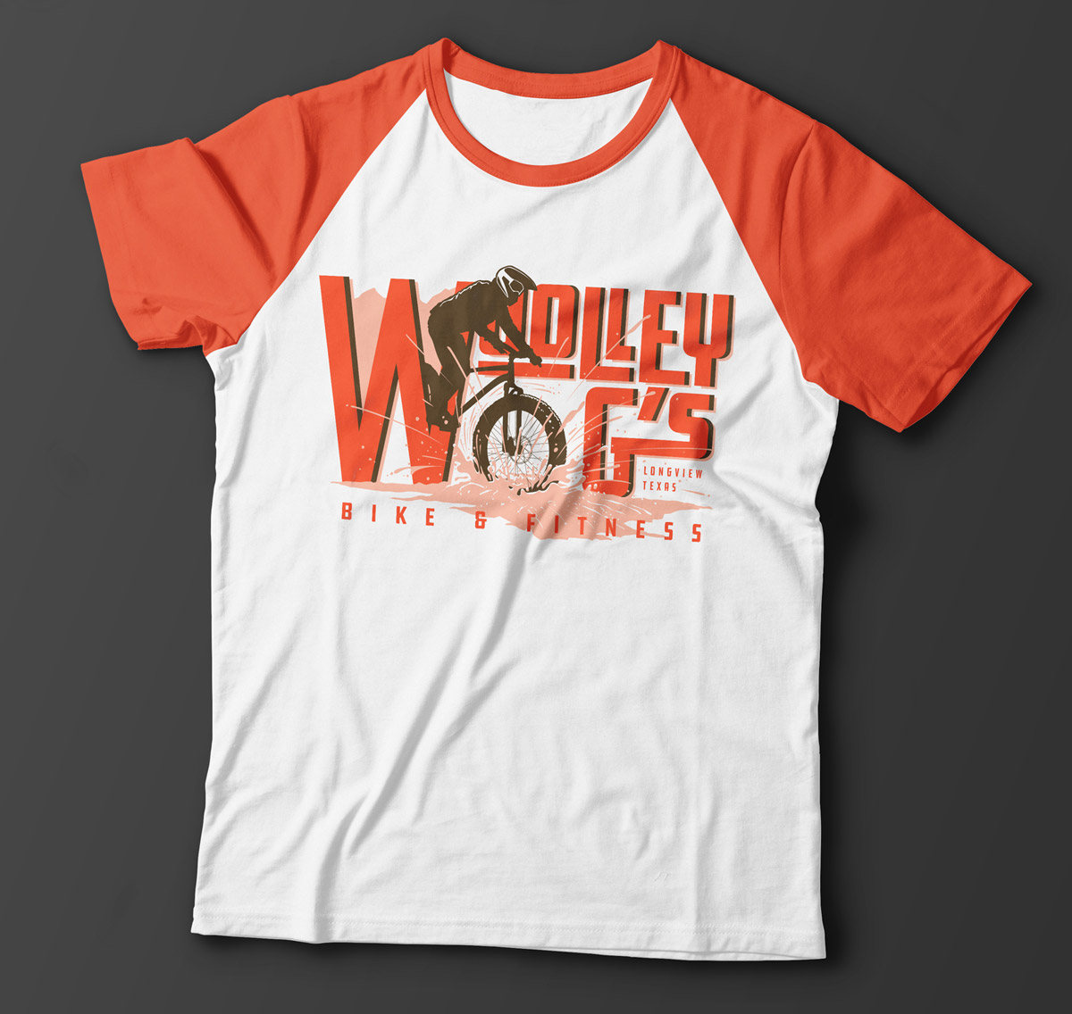 Woolley Gs T-shirts