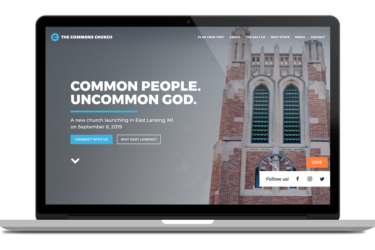 Commons Website