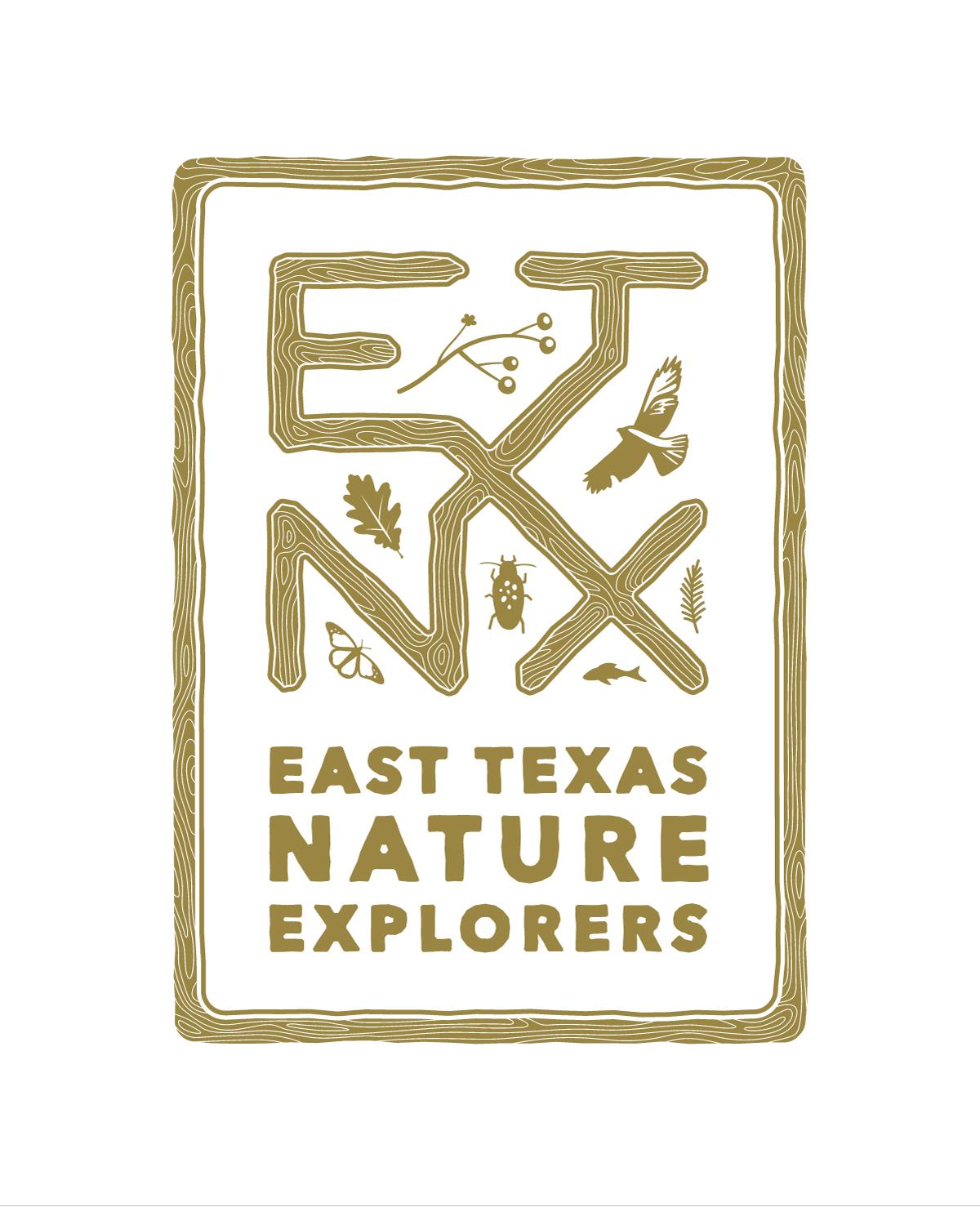 East Texas Nature Explorers Logo